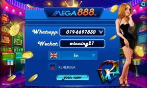 download mega888 mod apk