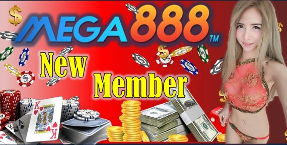 Register MEGA888 And Enjoy