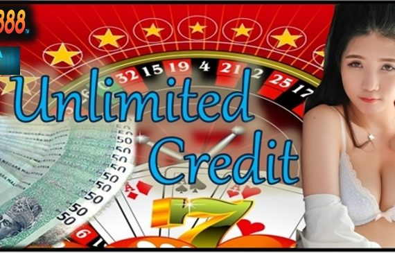 MEGA888 Free Credit Unlimited
