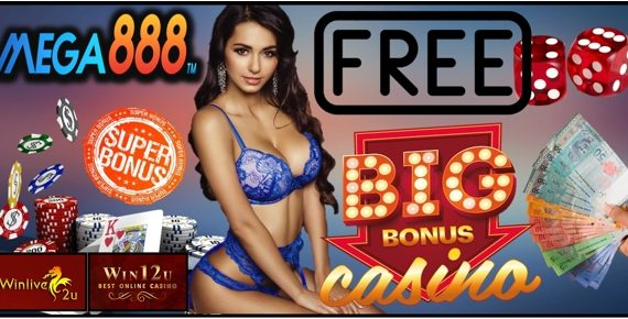 Free Casino Slot With Bonus Mega888
