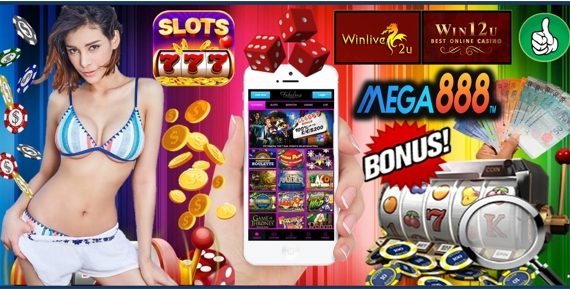 Latest Mega888 Slots