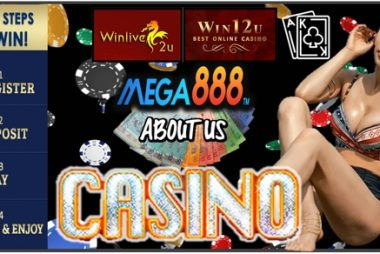 About the Mega888 Casino