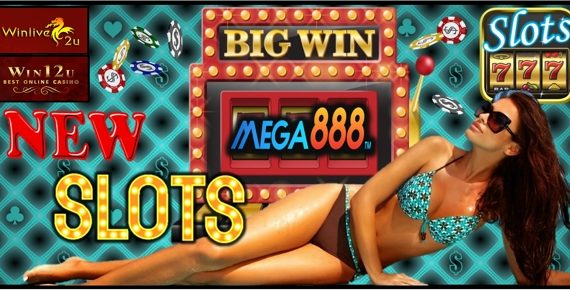Mega888 New Slots Machines