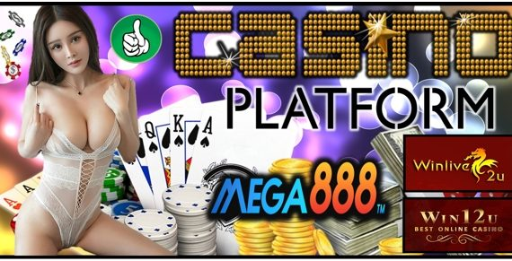 Attractive Mega888 Casino Platform