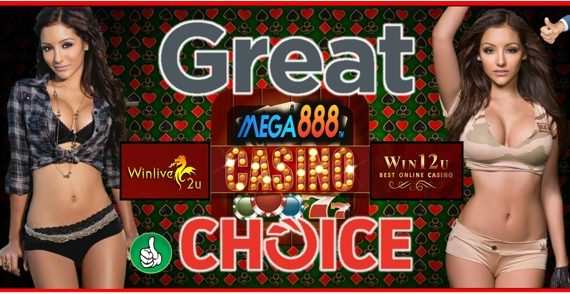 Mega888 Your Great Choice