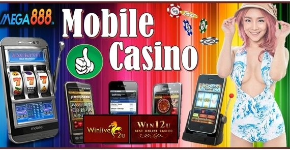 Playing Mega888 Mobile Casino