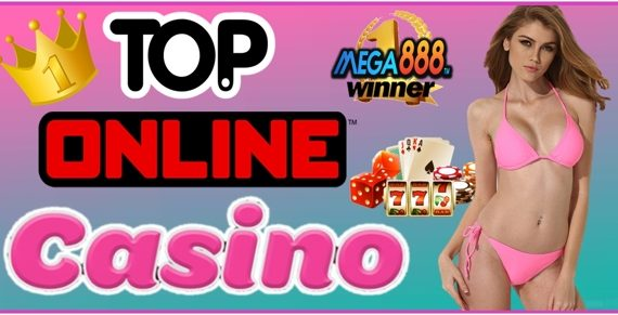Top casino games at Mega888 Online Casino