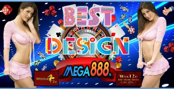 Mega888 Best Designed Casino