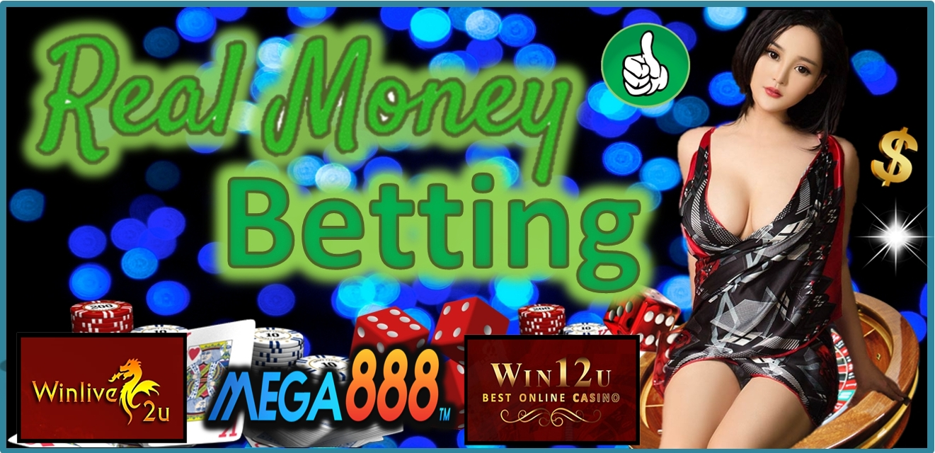 Real Money Online Betting