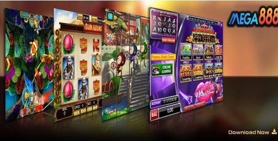 Playing Slot Games At Mega888 Casino