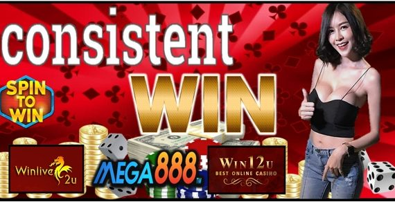Win Consistently at Mega888 Casino