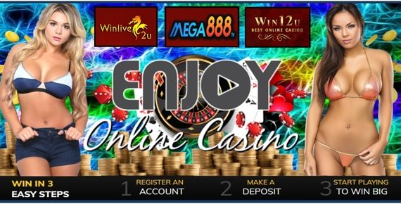 Enjoy Mega888 Online Casino