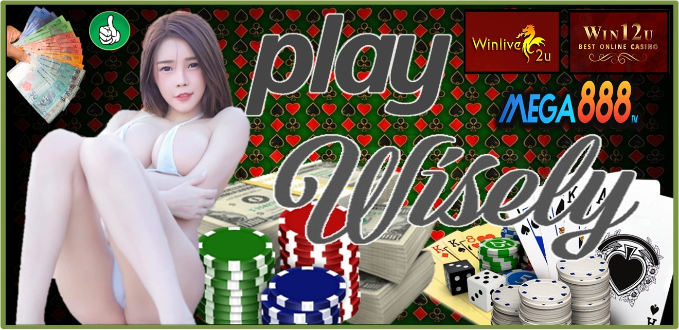 Play Mega888 Casino Games Wisely