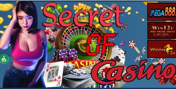 Secrets for Winning at Mega888 Casino