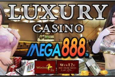 Mega888 Luxury Casino
