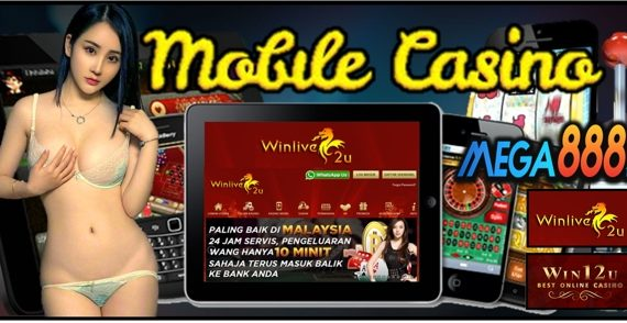 Mega888 Best Mobile Casino