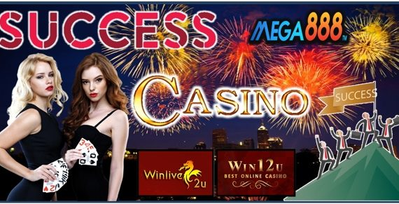 Mega888 a Success Casino