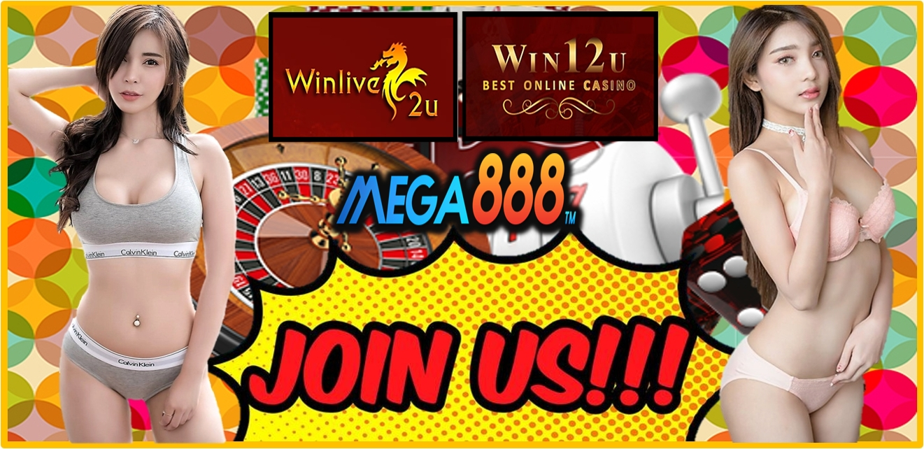 Join Mega888 The Best Malaysia Casino