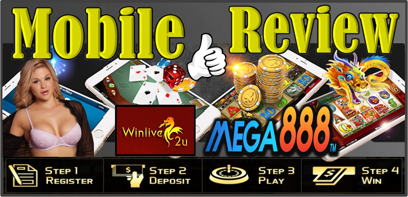Mega888 Casino mobile review