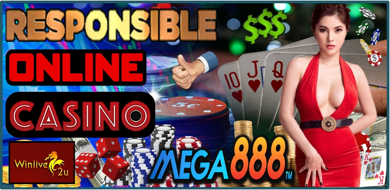Responsible gambling at Mega888 Casino