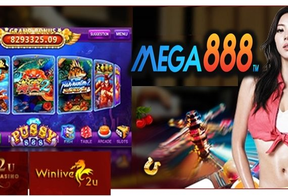 Welcome to Mega888 Gambling Casino
